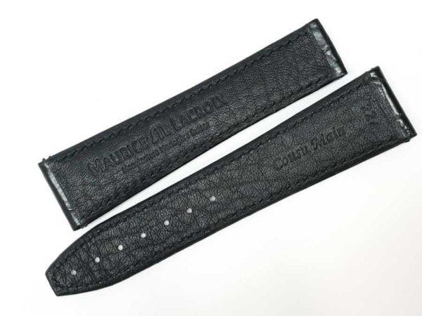 ml22bab Maurice Lacroix Black Crocodile 22mm