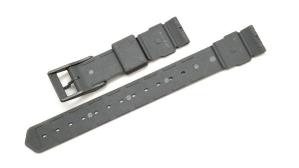 New Original 18mm Gray Plastic Band For Tag Heuer Formula 1