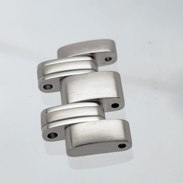 Omega replacement stainless steel extra link