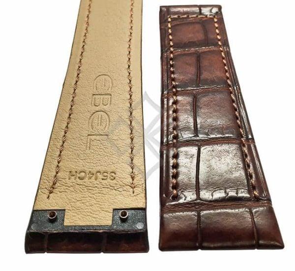 Original Ebel Tarawa alligator strap