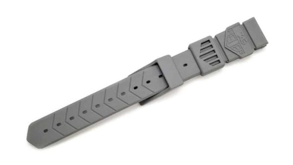 Original Tag Heuer Gray Plastic Watch Strap