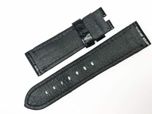 pam22bla - Panerai Black Alligator 1
