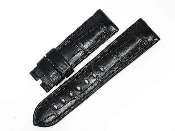 pam22bla - Panerai Black Alligator main
