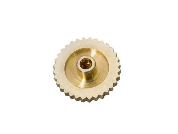 Piaget 7p Yellow Gold Crown