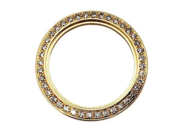 PP22005 - Piaget Polo 22005 - Gold Diamond Bezel