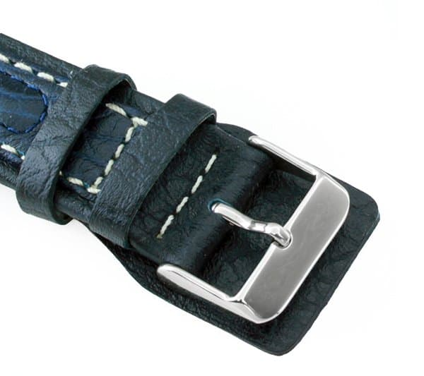 Sport-Leather-Watch-Band-Aviator-protective-tong