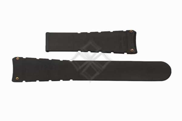 Replacement Black Rubber Band for a Ebel 1911 - eb964