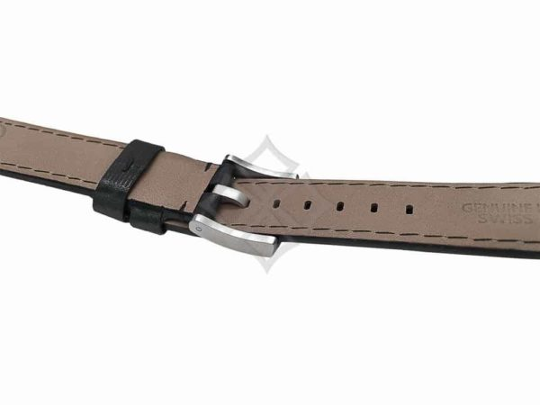 stainless steel tongue buckle by everest bands