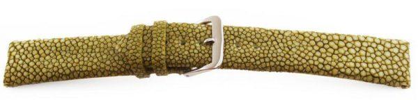 Stingray_Watch_Band_Green