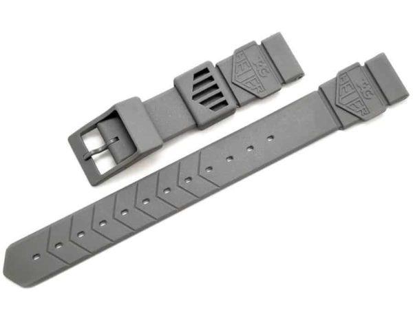Tag-Heuer-Formula-1-F1-Replacement-Original-Gray-Plastic-Band
