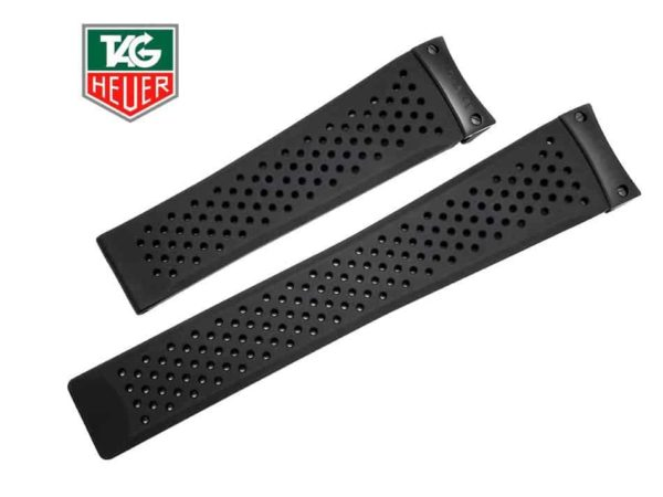Tag-Heuer-Grand-Carrera-Rubber-Band-TG616-replacement-factory-strap