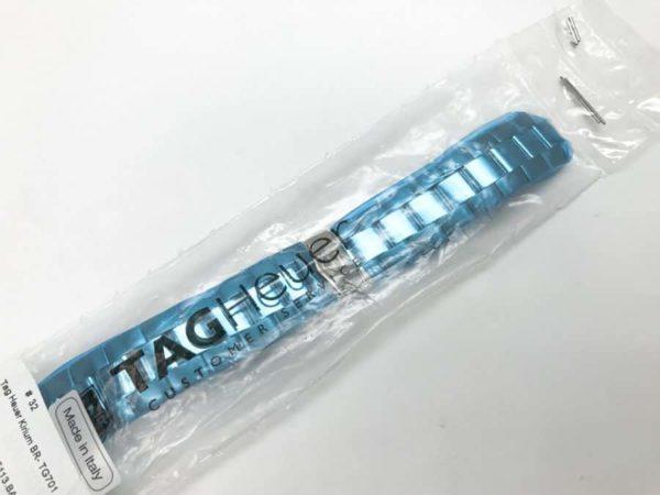 tag heuer kirium steel bracelet in original packaging tg701