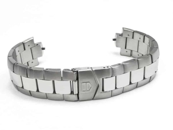 Tag Heuer Kirium VL-1113-0 - Stainless Steel Bracelet - TG701
