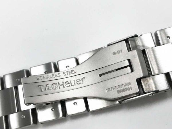 Tag Heuer Kirium WL5113 Brushed With Polished Steel TG701