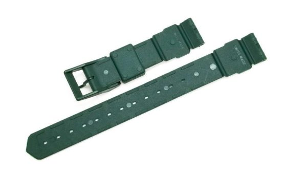 Tag Heuer Mid-size Formula 1 F1 green replacement plastic band