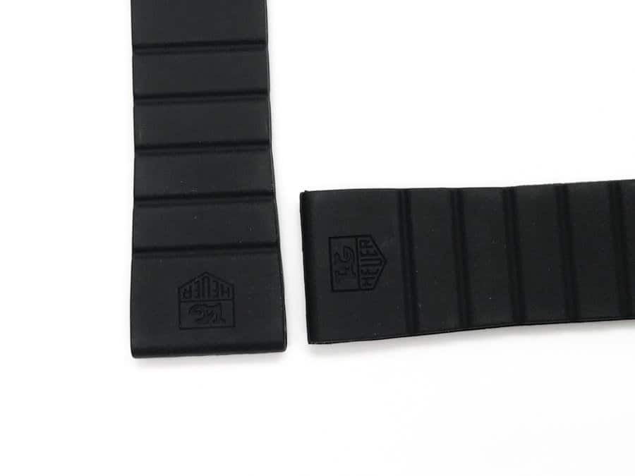tag heuer rubber formula 1 watch band tg705