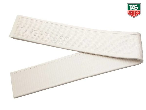 TG008 - Tag Hauer Golf WAE1112-White Rubber- FT6008