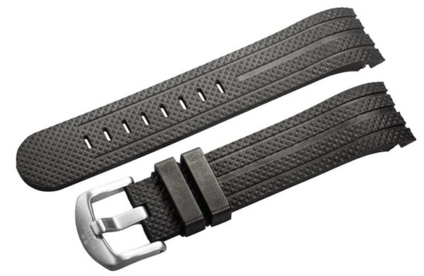 4tw steel grandeur8mm black rubber band - twb120l