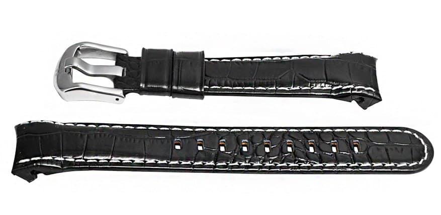 tw steel black 22 mm watch band - twb110L