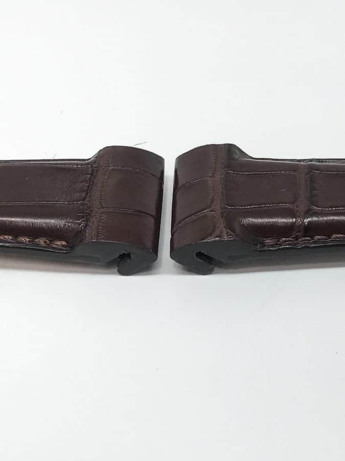 unb24gwb - Ulysse Nardin Brown Alligator - 24mm 4