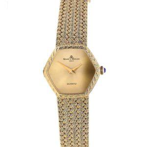 Vintage Baume & Mercier Hexagon Ladies Watch