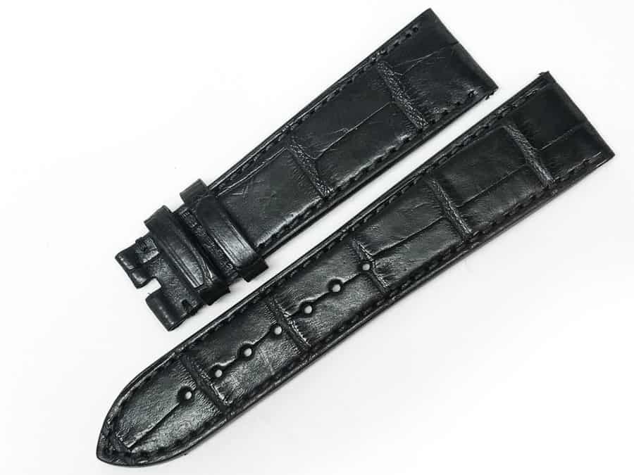 zen22bwb - Zenith Black alligator 2118-493 main