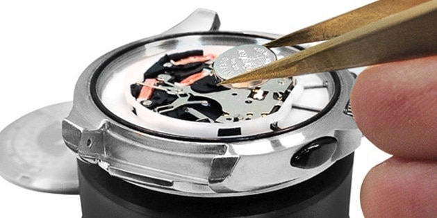 replacing a watch battery