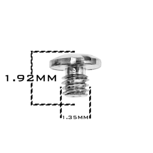 Ebel band screw replacement
