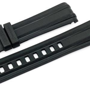 OM482 - Omega Seamaster - 20mm Black Rubber - 032CVZ010482